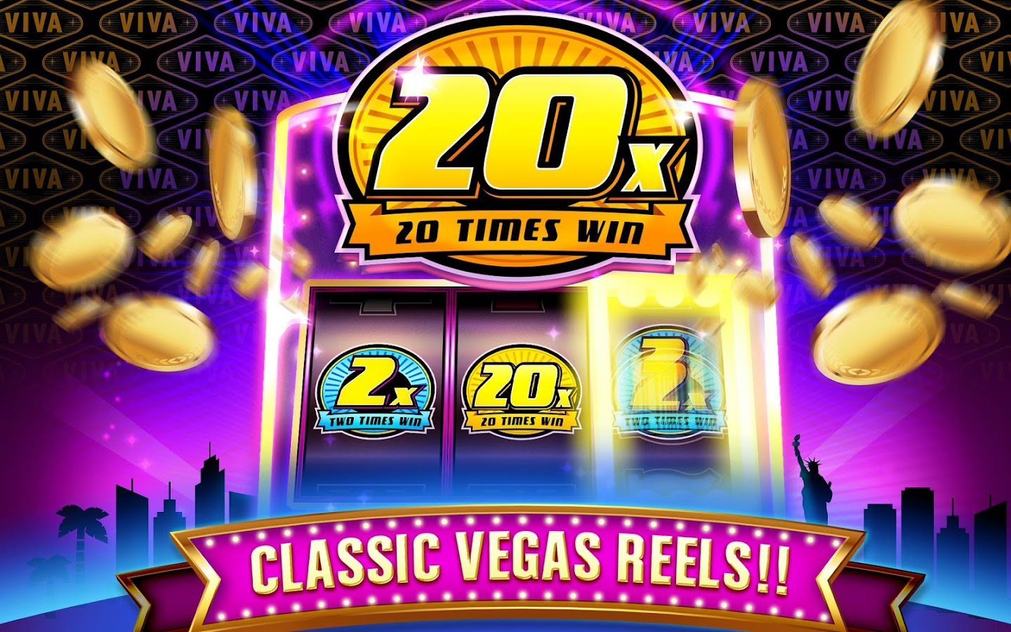 Viva Slots! Free Slots Casino Screenshot 0
