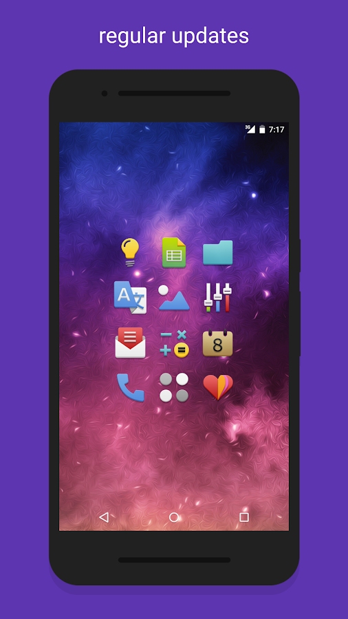 Vion - Icon Pack Screenshot 3