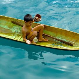 Degil Marine Boy 2 by Faisal Syafar - Babies & Children Children Candids