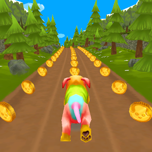 Dog Run - Pet Dog Simulator New App on Andriod - Use on PC