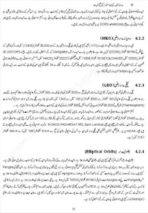 Space Book-Urdu - screenshot