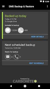 App SMS Backup & Restore APK for Windows Phone
