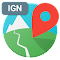 IGN maps (E-walk plugin) 1.0.4 Apk