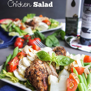 Balsamic Glazed Chicken Salad
