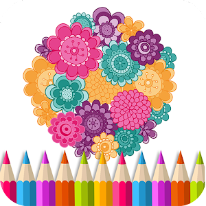 Adult Color Book:Mind Therapy | FREE Android app market