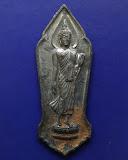 4.พระลีลา 25 พุทธศตวรรษ เนื้อชิน พ.ศ. 2500 พระดีพิธีใหญ่
