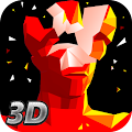 Game Red Superhot Shooter 3D apk for kindle fire