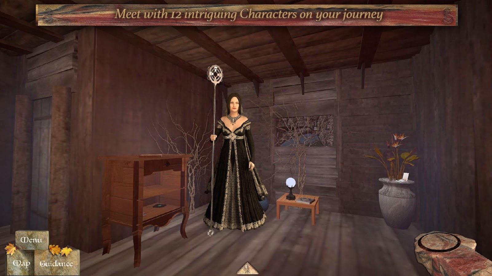 WILLIHARD (Hidden Objects) Screenshot 2