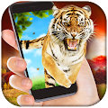 Tiger in Phone Prank APK for Kindle Fire
