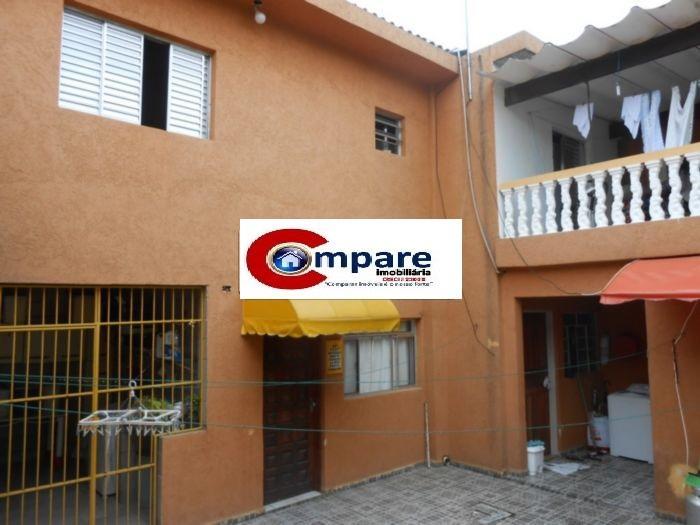 Casa 3 Dorm, Jardim Bela Vista, Guarulhos (CA0792)