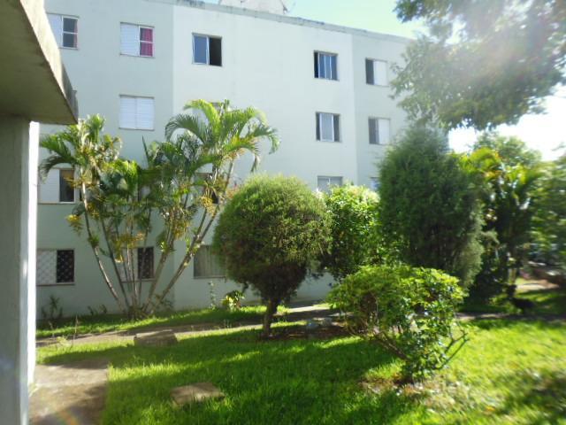 Apartamento residencial à venda, Jardim Nova República, Piracicaba.