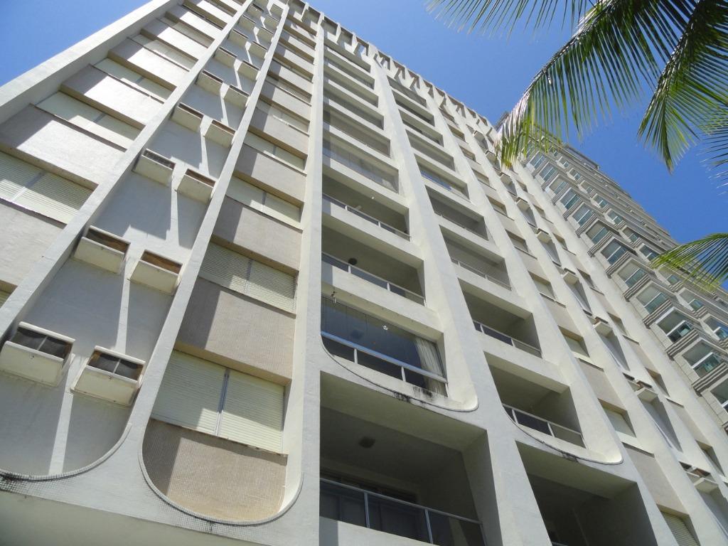Apartamento Temporada Hospedagem para locação, Astúrias, Guarujá - AP2786.