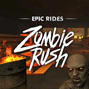 Zombie Rush Coaster For PC