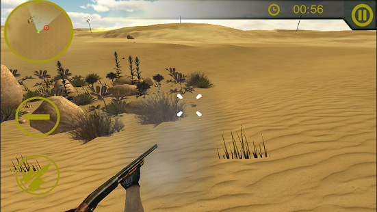 Game Desert Hunter APK for Kindle