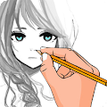 How To Draw Anime Manga APK for Bluestacks