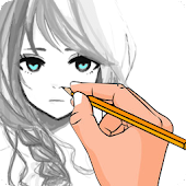 App How To Draw Anime Manga APK for Windows Phone
