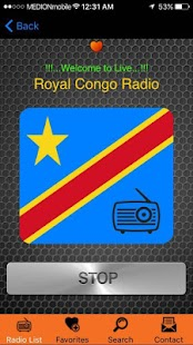 Congo Radio - screenshot