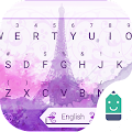 Free Love in Paris Typany Theme APK for Windows 8