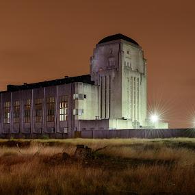 Radio Kootwijk 2 by Henk Verheyen - Buildings & Architecture Public & Historical