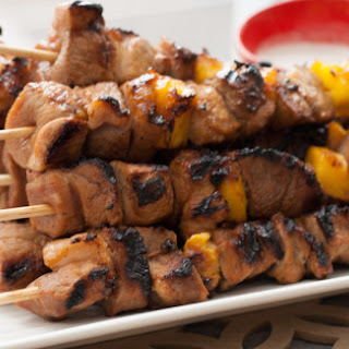 Filipino Pork Skewers