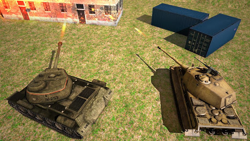 Tank Strike 2016 - screenshot