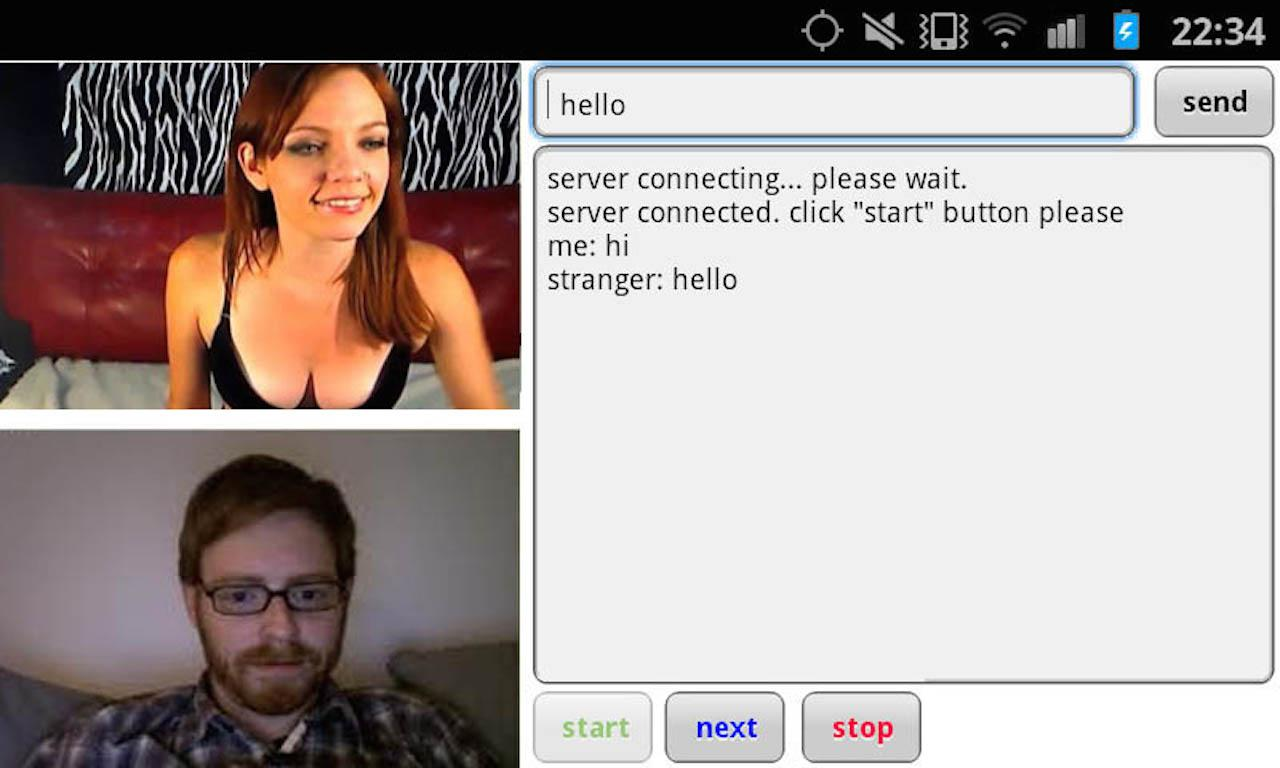 Найти девушку в видео чате фото 152-874