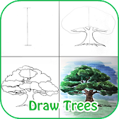 Learn To Draw Trees By LightspeedApps APK Icon
