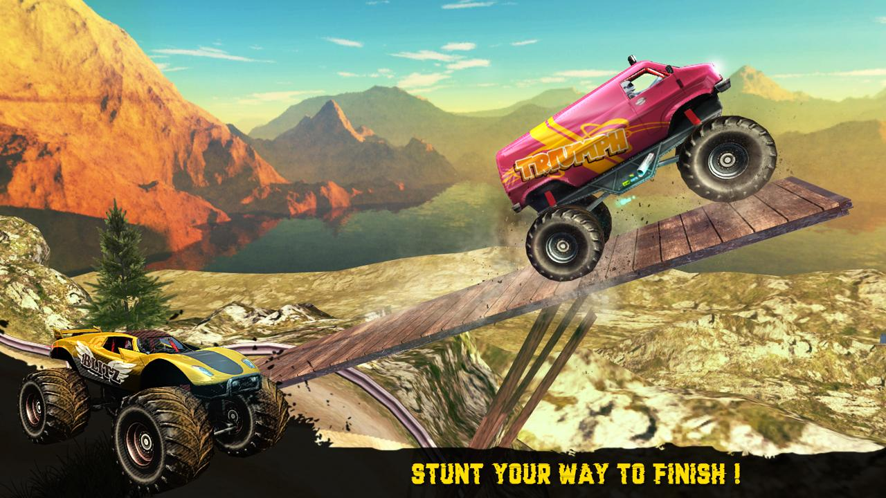 4X4 OffRoad Racer - Racing Games Screenshot 1