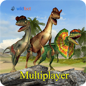 Download Dilophosaurus Dino Multiplayer APK on PC