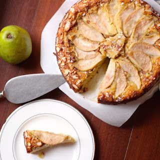 Pear Almond Meal Cake Recipes