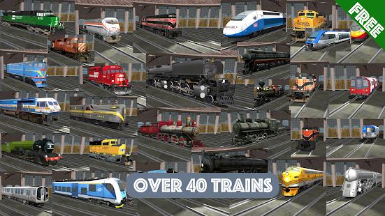 Train Sim APK for Bluestacks