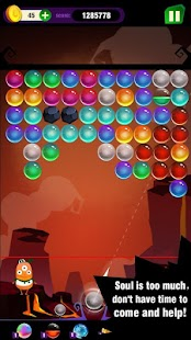 Bubble Shooter - Devil POP - screenshot