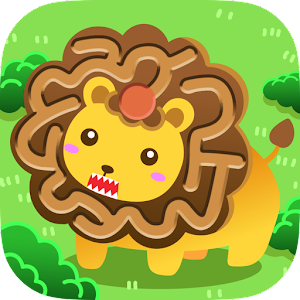 Animal Mazes for Kids,Infant
