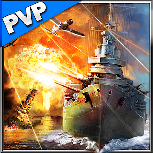 WARSHIP BATTLE ONLINE Released on Android - PC / Windows & MAC