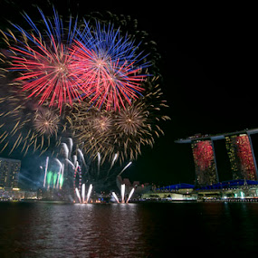 National day singapore by Toni Panjaitan - News & Events World Events