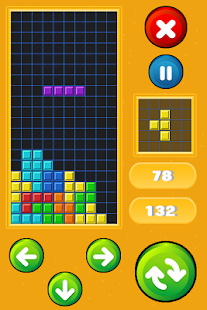 Game Classic Tetris apk for kindle fire