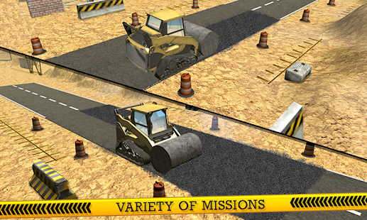 City Construction Road Builder APK for Lenovo