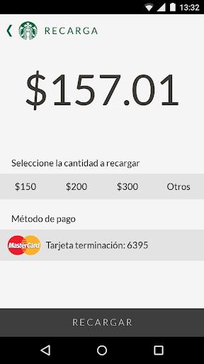 Starbucks Mexico screenshot 5