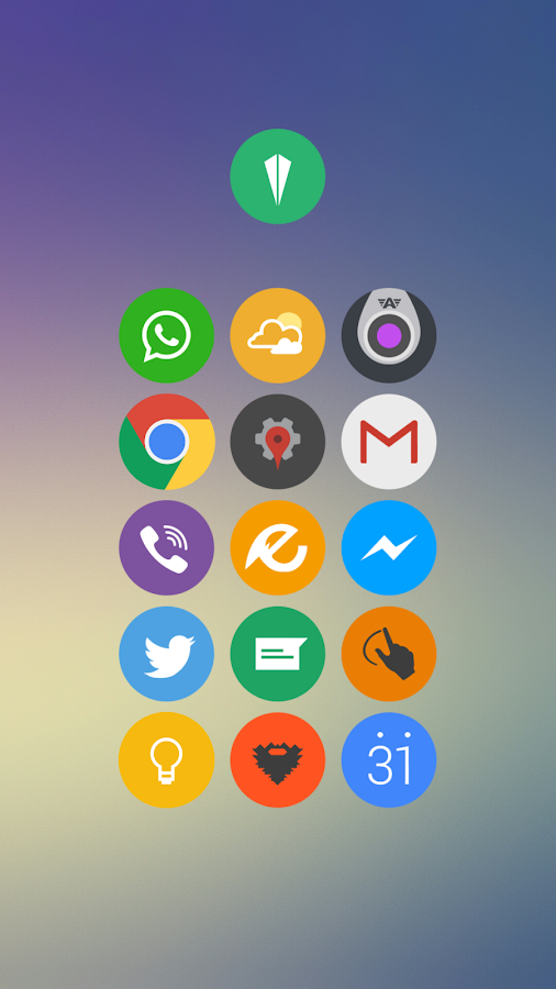 Elun - Icon Pack Screenshot 1