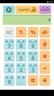 Cute Calculator Games - screenshot