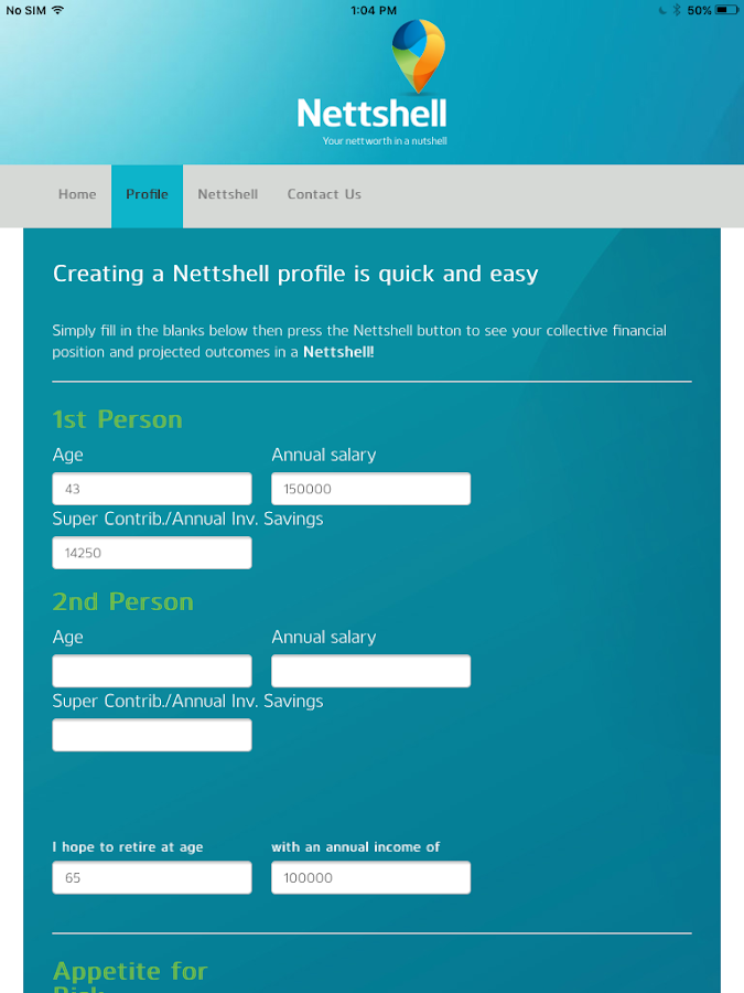 Nettshell Screenshot 6