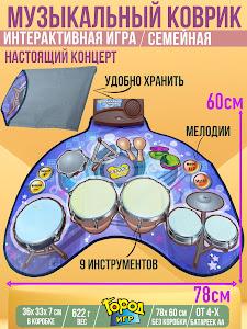 Музыкальные инструменты серии Город Игр, GN-12584