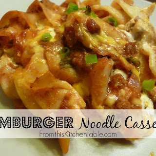 Hamburger Egg Noodle Casserole Recipes