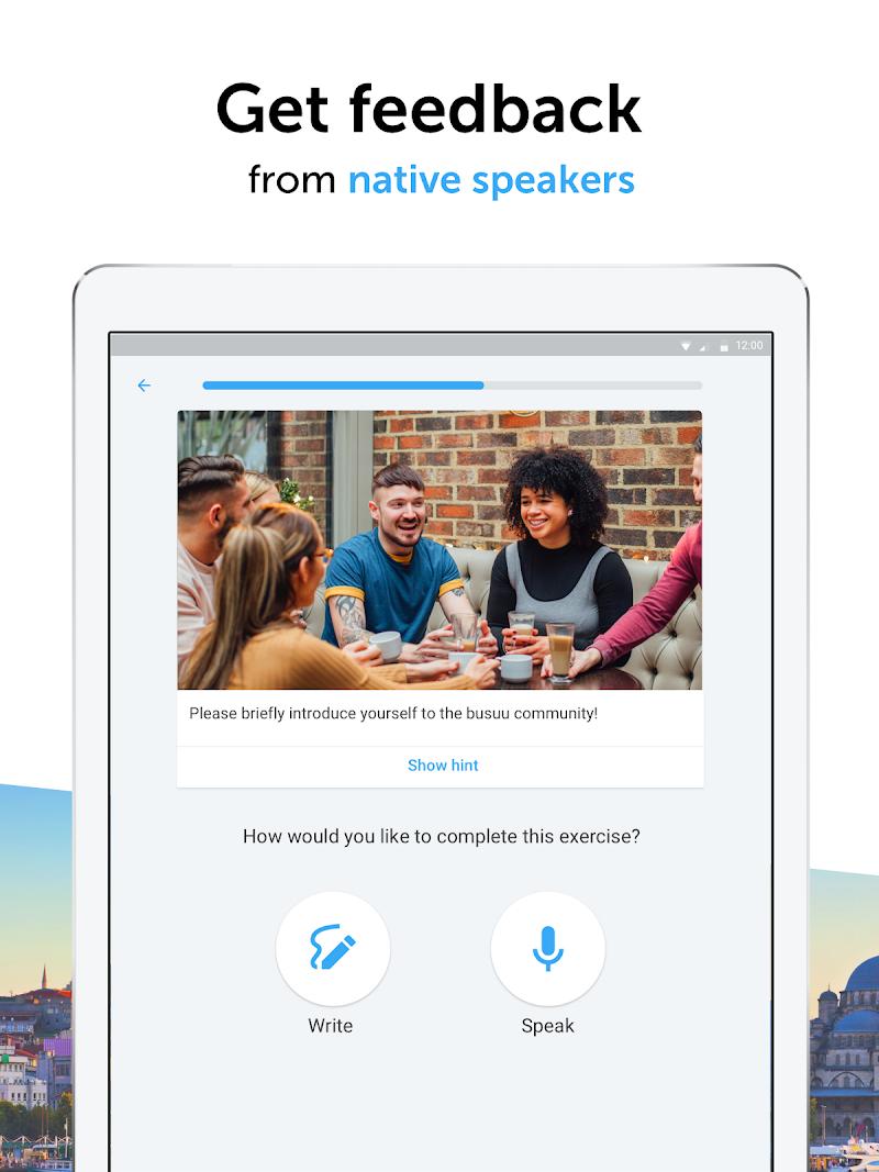 busuu: Learn Languages - Spanish, English & More Screenshot 16