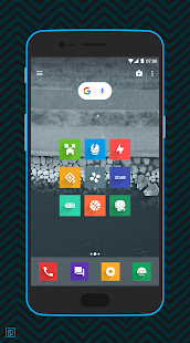 Voxel - Flat Style Icon Pack Screenshot