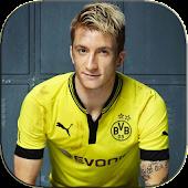 Soccer Legend Reus