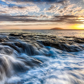 Black Point by Ian Mills - Landscapes Sunsets & Sunrises ( hdr, sunsets, nd filter, gerroa )