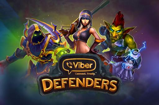 Viber Defenders screenshot 1