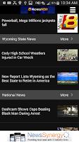 Screenshot of KULR News