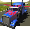 Flying Car : Transformer Truck APK for Bluestacks